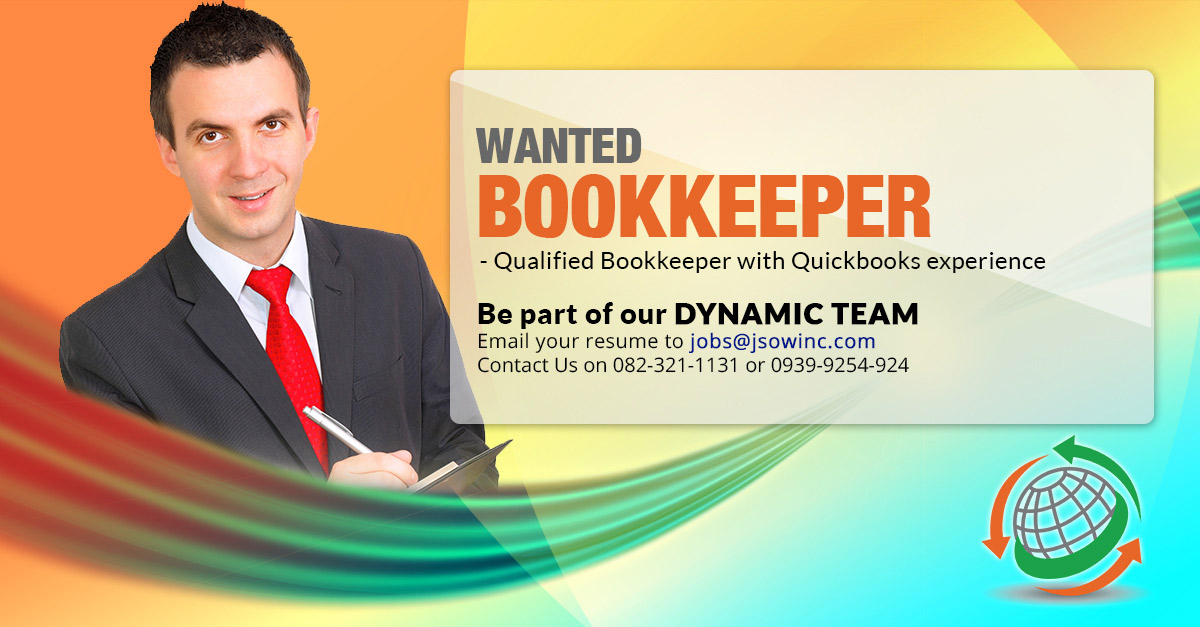 Just Simply Outsourcing Worldwide - Book Keeper